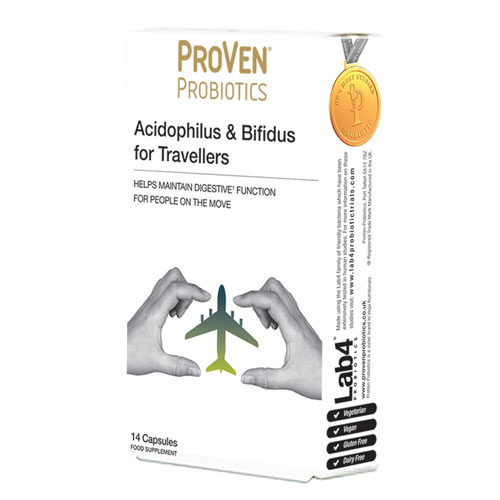 Acidophylus & Bifidus za putovanje