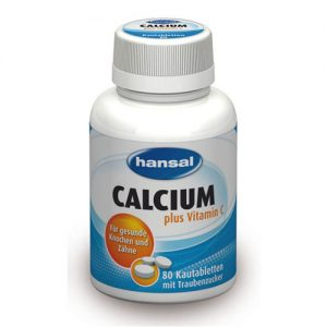 Kalcijum plus Vitamin C