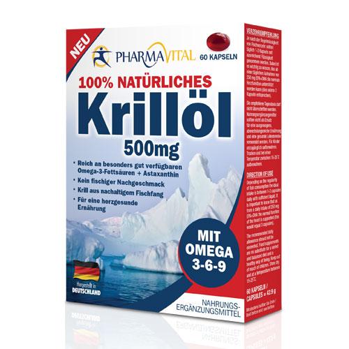 Krillol 500mg