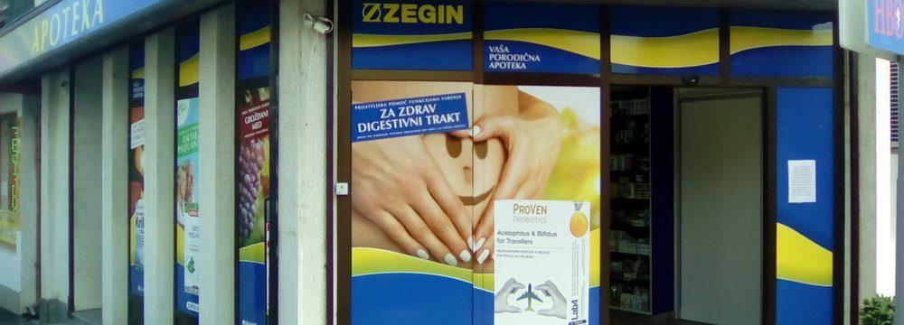 Apoteka Zegin 2. Beograd