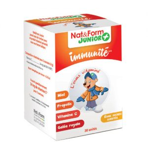 Nat&Form Junior + Immunite