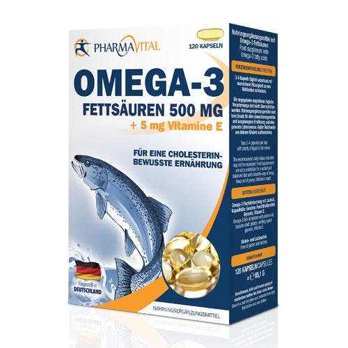Omega-3 od 500mg