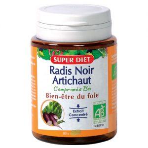 Radis Noir Artichaut Bio
