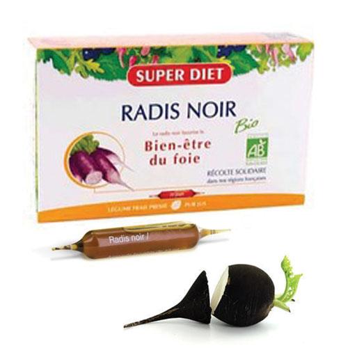 Crna rotkva i artičoka (Radis Noir Bio)