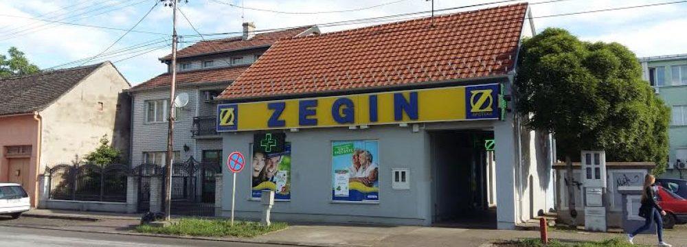 Zegin apoteka 1. Sremska Mitrovica Stari Šor4
